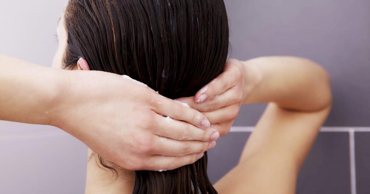 Il modo migliore per lavare i capelli 4