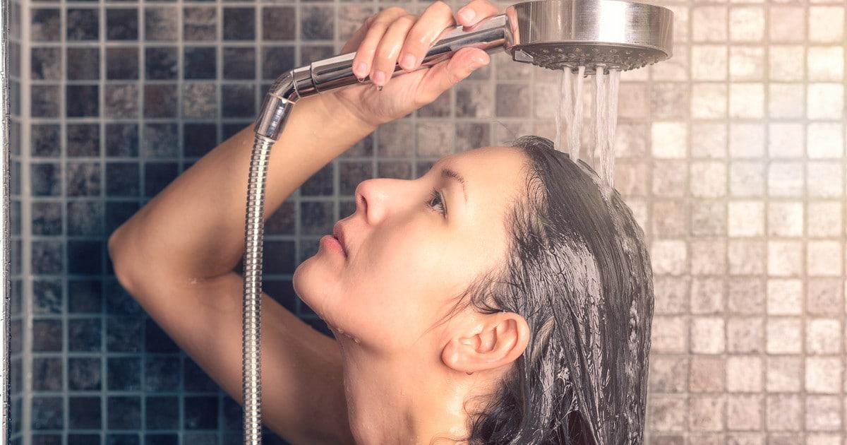 Il modo migliore per lavare i capelli 5