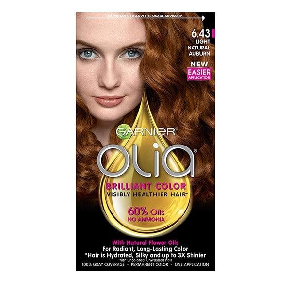 La migliore tintura per le donne incinte - Garnier Olia Hair Dye