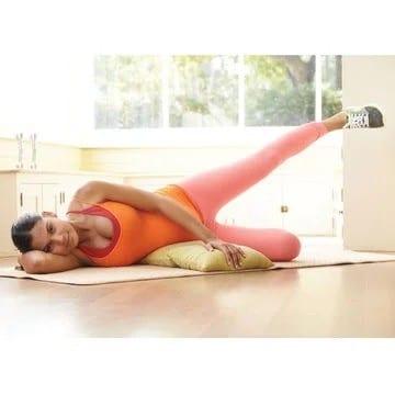 Esercizi per il sesto mese di gravidanza: il secondo esercizio