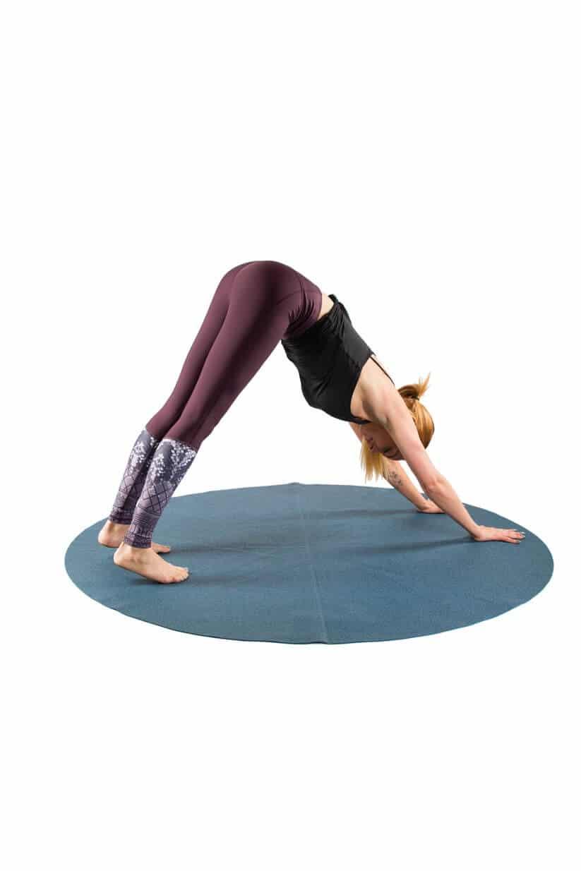 Esercizi di yoga nel primo trimestre di gravidanza: il terzo esercizio