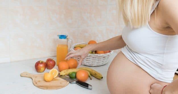 7 nutrienti che aiutano a fluidificare il sangue di una donna incinta