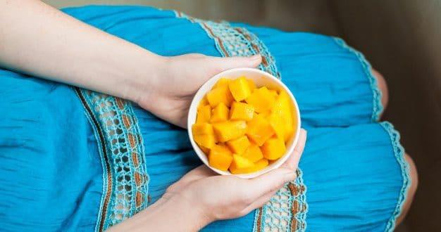 Benefici del mango per le donne incinte