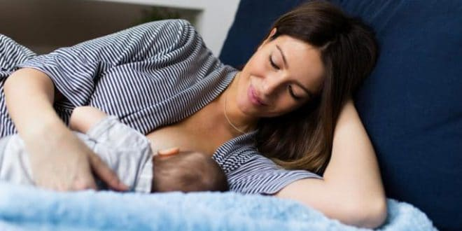 11 modi per evitare la depressione e l'affaticamento durante l'allattamento