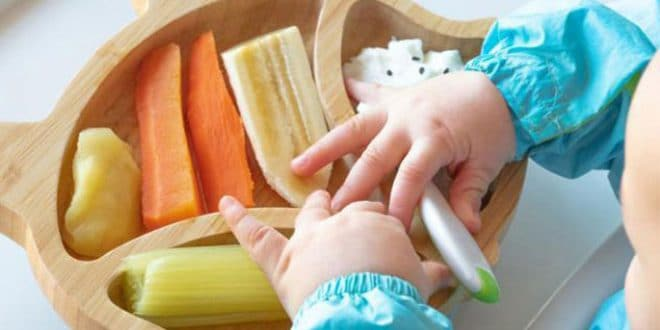 4 ricette di cibo per bambini di un anno