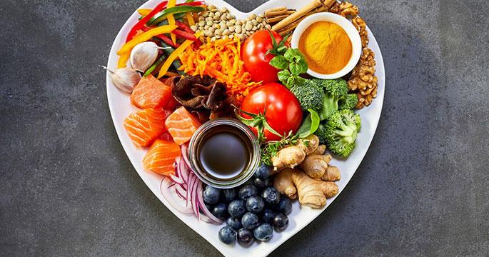 Segui una dieta sana ed equilibrata