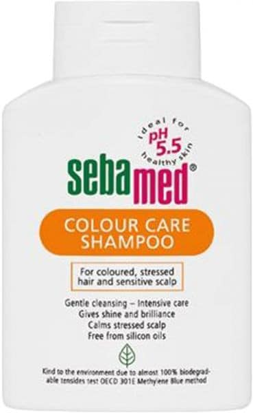 Shampoo sebamed per capelli colorati