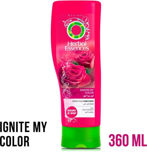 Cura dei capelli tinti Herbal Essences: