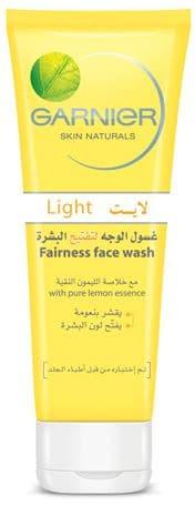 Detergente viso Garnier