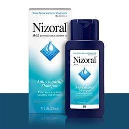 Sensibilità del cuoio capelluto - Nizoral