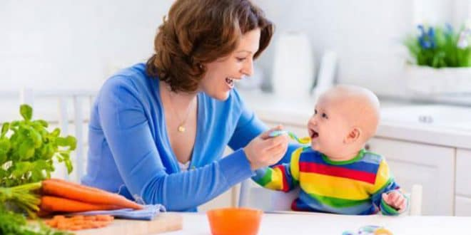 6 benefici che un bambino ottiene mangiando carote