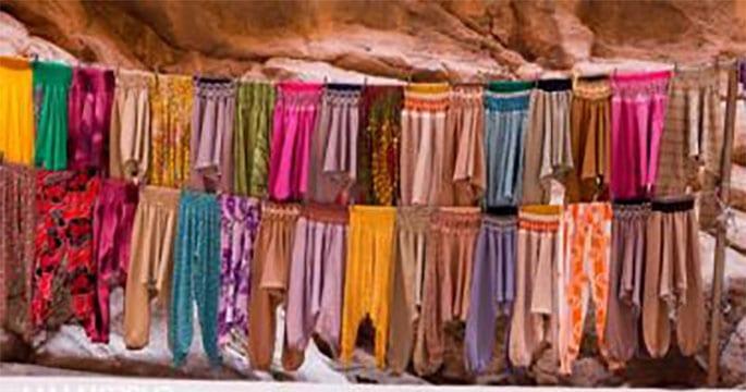 Pantaloni corti da donna