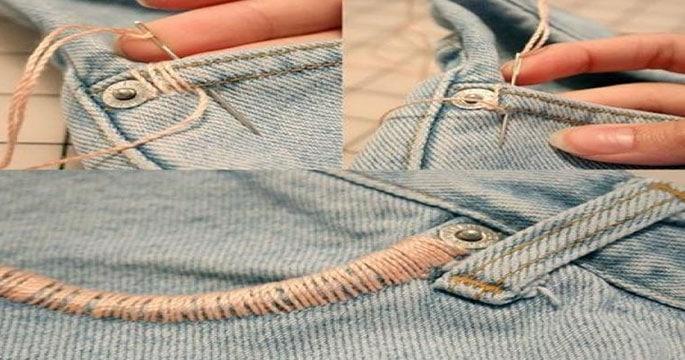 Rinnova i tuoi vecchi vestiti 3
