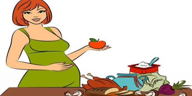 Assunzione di proteine durante la gravidanza