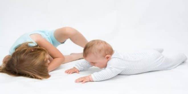 Come fai a dire al tuo unico figlio della tua seconda gravidanza?