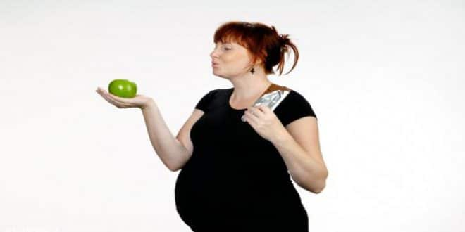 Concediti del cioccolato durante la gravidanza