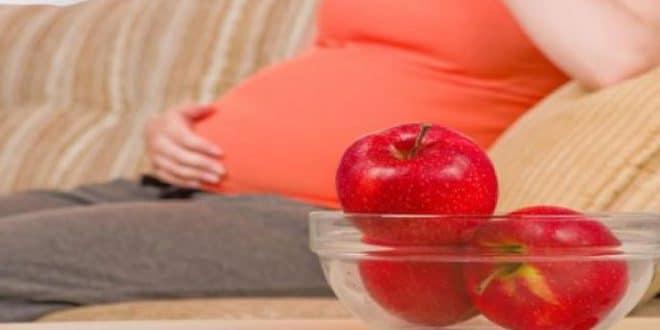 Cosa mangi durante il secondo periodo della gravidanza