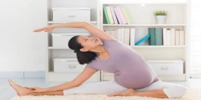 Esercizio sicuro durante la gravidanza