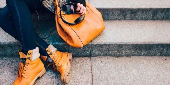 In foto: colori di borse e scarpe adatte per l'autunno e l'inverno
