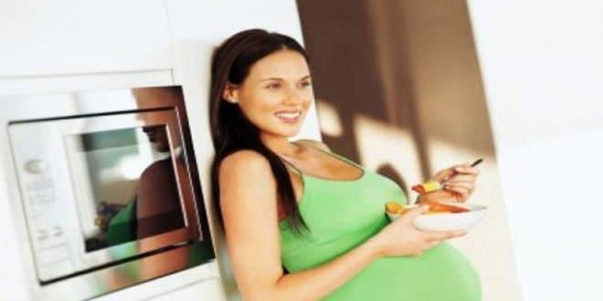 L'uso del microonde è sicuro durante la gravidanza?
