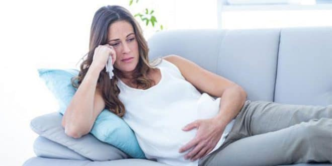 La depressione in una donna incinta influisce sullo sviluppo del linguaggio del bambino
