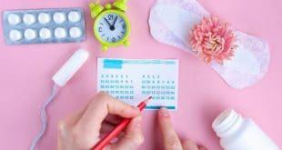 Metodo di calcolo del ciclo mestruale