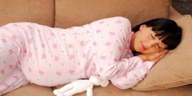 Problemi di gravidanza: mancanza di respiro o respiro accelerato