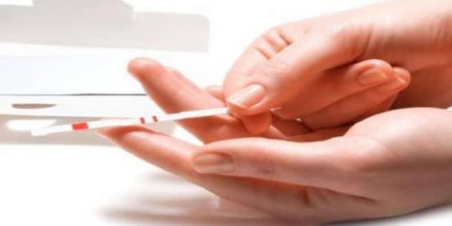 Test di gravidanza domestico