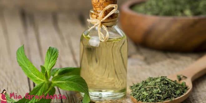 Quali sono i benefici dell'olio di menta piperita per le donne incinte?