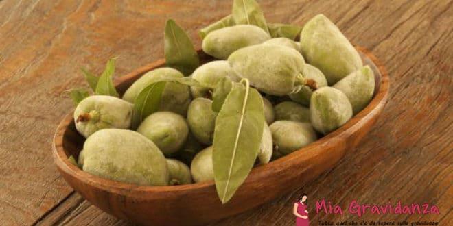 Benefici delle mandorle verdi per le donne incinte