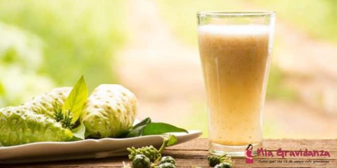 Benefici del succo Morinzi per le donne incinte