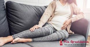 Cause di intorpidimento della coscia per le donne in gravidanza e il suo trattamento