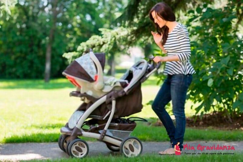 I migliori passeggini bambini