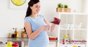 6 bevande che riducono la pressione per le donne incinte