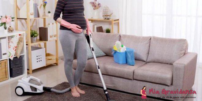 8 consigli per pulire la casa prima dell'Eid per una donna incinta