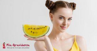 9 benefici dell'anguria gialla per le donne incinte