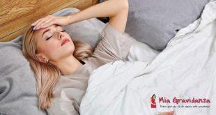 Cause di sudorazione notturna dopo il parto