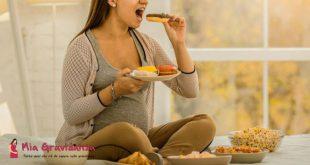 Il feto maschio rafforza l'appetito della madre incinta?