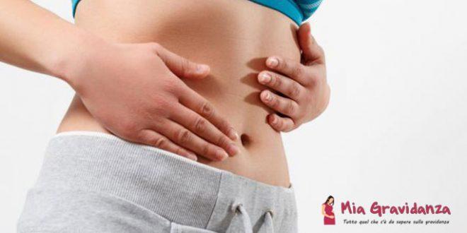 Il prurito intorno all'ombelico è un segno di gravidanza?