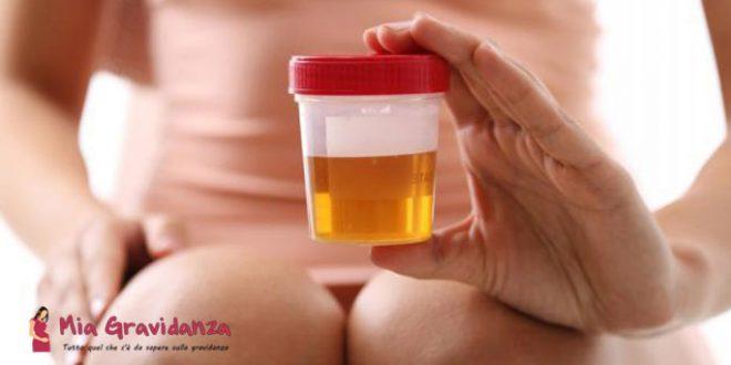 Si può fare un'analisi di gravidanza con il sale?